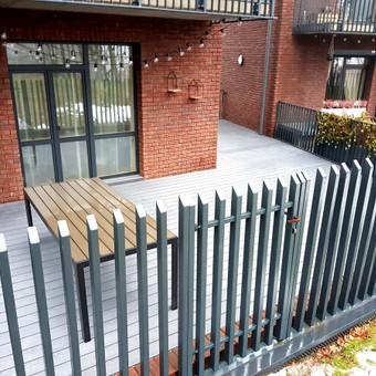Viskas ko reikia terasos įrengimui - Ekoterasa.lt / UAB TERASIMA / Darbų pavyzdys ID 550435