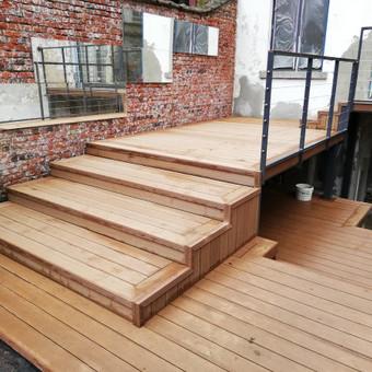 Viskas ko reikia terasos įrengimui - Ekoterasa.lt / UAB TERASIMA / Darbų pavyzdys ID 550437