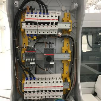 Elektros instaliacijos / Henrikas Pabedinskas / Darbų pavyzdys ID 550567