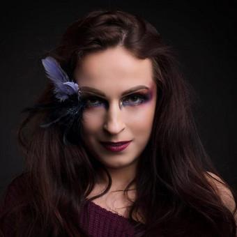 Makiažas ir šukuosena Vilniuje (Dyle make up) / Dovilė / Darbų pavyzdys ID 550707