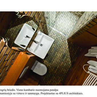 Interjero dizainas. Ofiso patalpų projektavimas. / Bright mark / Darbų pavyzdys ID 550721