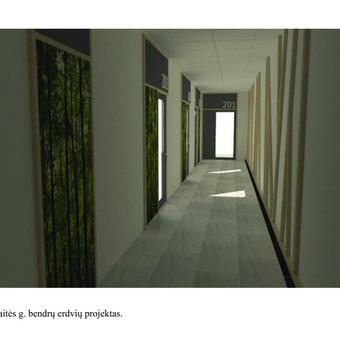 Interjero dizainas. Ofiso patalpų projektavimas. / Bright mark / Darbų pavyzdys ID 550725
