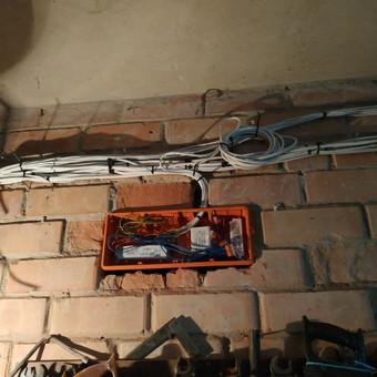 Elektriko paslaugos jums 860001840 Šiauliai / Pavelas / Darbų pavyzdys ID 552379
