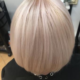 Kirpėjas, meistras, plaukų stilistas / Nijole Veliulė / Darbų pavyzdys ID 363549