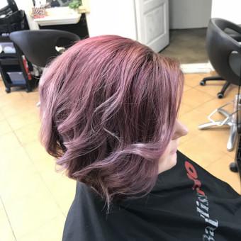 Kirpėjas, meistras, plaukų stilistas / Nijole Veliulė / Darbų pavyzdys ID 445717