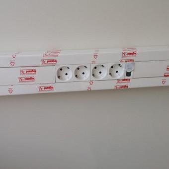 Elektrikas 860001840 Šiauliai / Pavelas / Darbų pavyzdys ID 553301