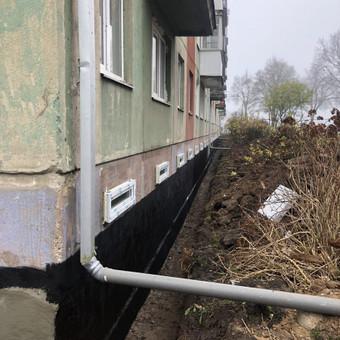 """Statybos ir remonto darbai / MB """"Profi statyba"""" / Darbų pavyzdys ID 554271"""