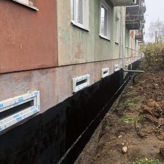 """Statybos ir remonto darbai / MB """"Profi statyba"""" / Darbų pavyzdys ID 554273"""