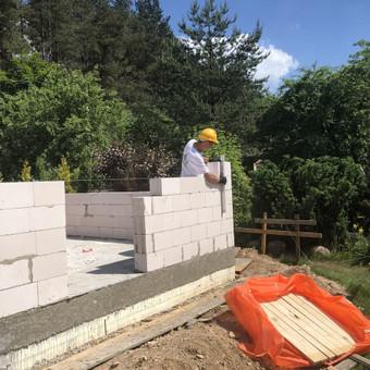 """Statybos ir remonto darbai / MB """"Profi statyba"""" / Darbų pavyzdys ID 554219"""