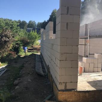 """Statybos ir remonto darbai / MB """"Profi statyba"""" / Darbų pavyzdys ID 554221"""