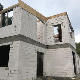 """Statybos ir remonto darbai / MB """"Profi statyba"""" / Darbų pavyzdys ID 554263"""