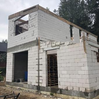 """Statybos ir remonto darbai / MB """"Profi statyba"""" / Darbų pavyzdys ID 554265"""