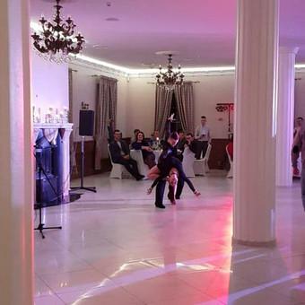 Šokių pamokos, Vestuvinis šokis, Šou, Šokiai renginiuose / ŠOKIO MAGIJA / Darbų pavyzdys ID 554699
