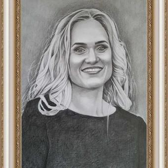 Dailininkė Vilniuje / Olesia Fedorovich / Darbų pavyzdys ID 554999
