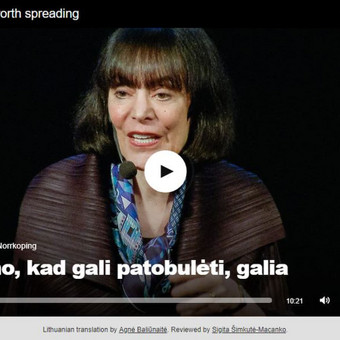 https://www.ted.com/talks/carol_dweck_the_power_of_believing_that_you_can_improve?share=1f916630c7&language=lt