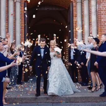Vestuvių filmavimas - Turime ir fotografą! / Vestuvių kinas / Darbų pavyzdys ID 556463