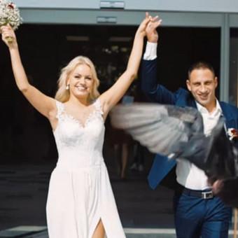 Vestuvių filmavimas - Turime ir fotografą! / Vestuvių kinas / Darbų pavyzdys ID 556467