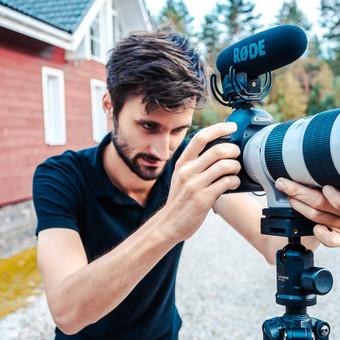 Vestuvių filmavimas - Turime ir fotografą! / Vestuvių kinas / Darbų pavyzdys ID 556475