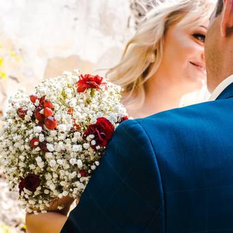 Vestuvių filmavimas - Turime ir fotografą! / Vestuvių kinas / Darbų pavyzdys ID 556479