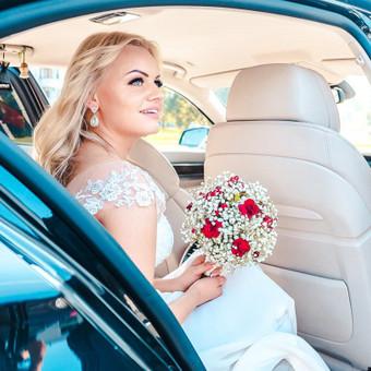 Vestuvių filmavimas - Turime ir fotografą! / Vestuvių kinas / Darbų pavyzdys ID 556483