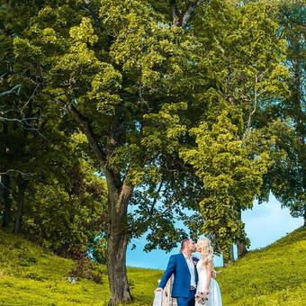 Vestuvių filmavimas - Turime ir fotografą! / Vestuvių kinas / Darbų pavyzdys ID 556485