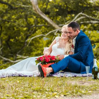 Vestuvių filmavimas - Turime ir fotografą! / Vestuvių kinas / Darbų pavyzdys ID 556489
