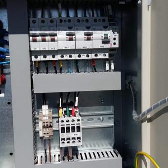 Elektros instaliacijos montavimo darbai / Alvydas / Darbų pavyzdys ID 556627