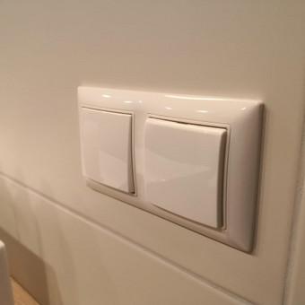 Elektros instaliacijos montavimo darbai / Alvydas / Darbų pavyzdys ID 556643