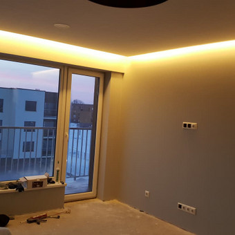 Elektros instaliacijos montavimo darbai / Alvydas / Darbų pavyzdys ID 556649