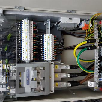 Elektros instaliacijos montavimo darbai / Alvydas / Darbų pavyzdys ID 556657