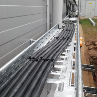 Elektros instaliacijos montavimo darbai / Alvydas / Darbų pavyzdys ID 556659