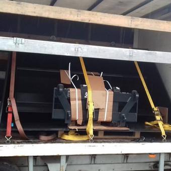 Krovinių pervežimas / Evaluto transportas / Darbų pavyzdys ID 557195