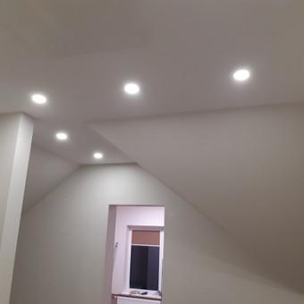Greiti ir kokybiski elektros remonto bei instalecijos darbai / Virginijus Zilionis / Darbų pavyzdys ID 558381