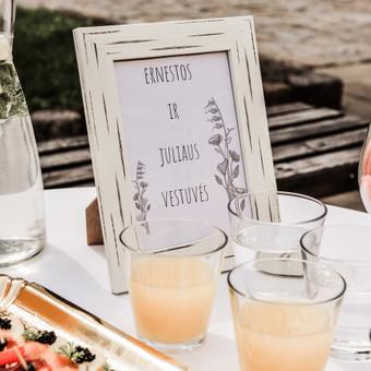 Šventė Stilingai - vaišių/šampano staliukas + aptarnavimas / Gabrielė Venckūnaitė / Darbų pavyzdys ID 558537
