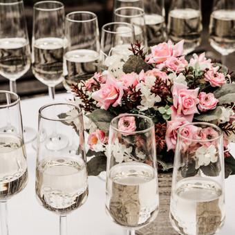 Šventė Stilingai - vaišių/šampano staliukas + aptarnavimas / Gabrielė Venckūnaitė / Darbų pavyzdys ID 558541