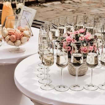Šventė Stilingai - vaišių/šampano staliukas + aptarnavimas / Gabrielė Venckūnaitė / Darbų pavyzdys ID 558543