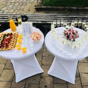 Šventė Stilingai - vaišių/šampano staliukas + aptarnavimas / Gabrielė Venckūnaitė / Darbų pavyzdys ID 558549