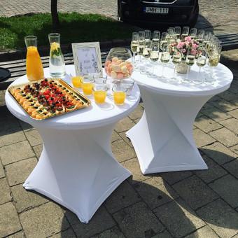 Šventė Stilingai - vaišių/šampano staliukas + aptarnavimas / Gabrielė Venckūnaitė / Darbų pavyzdys ID 558551