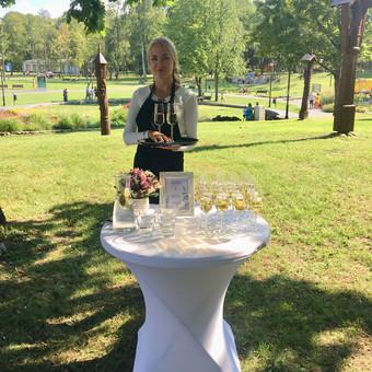 Šventė Stilingai - vaišių/šampano staliukas + aptarnavimas / Gabrielė Venckūnaitė / Darbų pavyzdys ID 558653