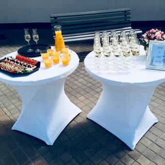 Šventė Stilingai - vaišių/šampano staliukas + aptarnavimas / Gabrielė Venckūnaitė / Darbų pavyzdys ID 558655