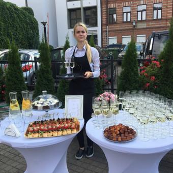 Šventė Stilingai - vaišių/šampano staliukas + aptarnavimas / Gabrielė Venckūnaitė / Darbų pavyzdys ID 558657