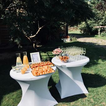 Šventė Stilingai - vaišių/šampano staliukas + aptarnavimas / Gabrielė Venckūnaitė / Darbų pavyzdys ID 558665