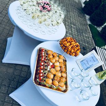 Šventė Stilingai - vaišių/šampano staliukas + aptarnavimas / Gabrielė Venckūnaitė / Darbų pavyzdys ID 558667