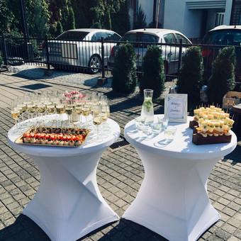 Šventė Stilingai - vaišių/šampano staliukas + aptarnavimas / Gabrielė Venckūnaitė / Darbų pavyzdys ID 558673