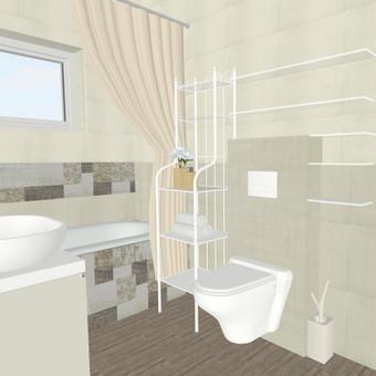 Interjero projektavimas, dizainas, dekoravimas / Dinicė, MB / Darbų pavyzdys ID 559371