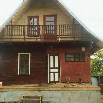 Karkasiniu namu statyba remontas  renovavimas Stogu dengimas / ovidijus / Darbų pavyzdys ID 560005