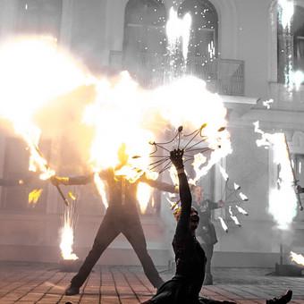 Ugnies Teatro šou / Ugnies teatras / Darbų pavyzdys ID 561365