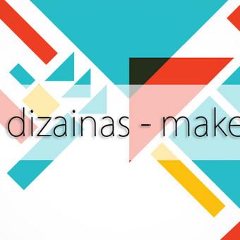 Grafikos dizainas - maketavmas / Mantas / Darbų pavyzdys ID 561469