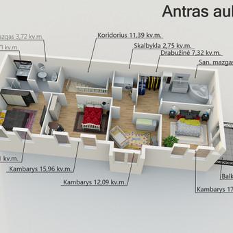 LNTAA sertifikuotas Nekilnojamojo turto brokeris / Artur Bogdevič / Darbų pavyzdys ID 561521
