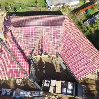 Visos stogų dengimo paslaugos